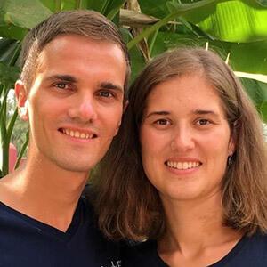 Speaker - René und Natascha Baumann