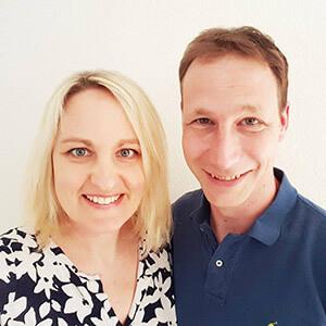 Speaker - Angie und Tommy Keipert